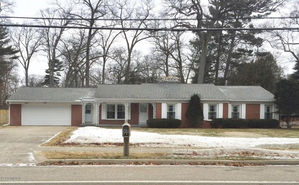 Single Family Residence, Ranch - North Muskegon, MI (photo 1)