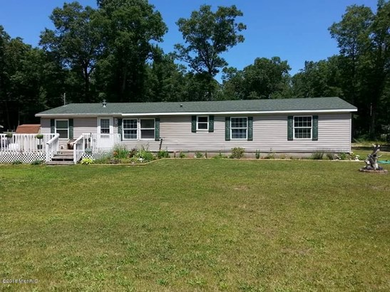 Single Family Residence, Ranch - Twin Lake, MI