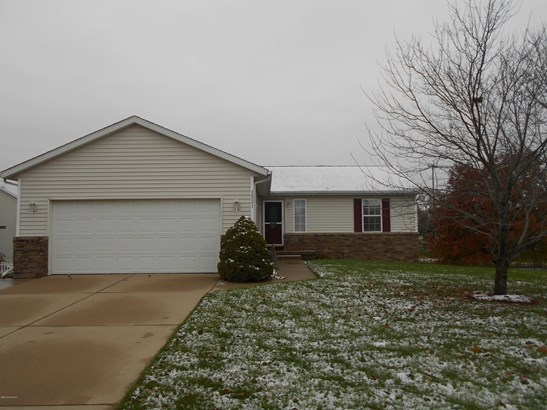 Single Family Residence, Ranch - Hudsonville, MI