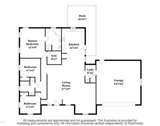 Single Family Residence, Ranch - Caledonia, MI (photo 3)