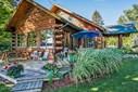 Single Family Residence, Log Home - Scottville, MI (photo 1)