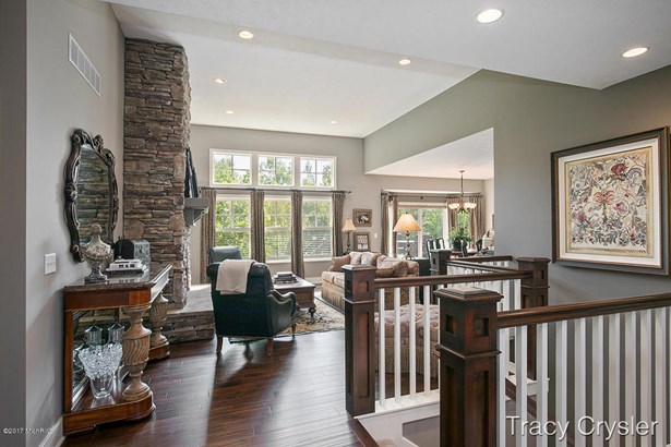 Single Family Residence, Ranch - Byron Center, MI (photo 4)