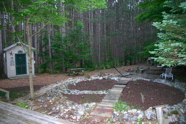 Single Family Residence, Traditional - Hesperia, MI (photo 5)