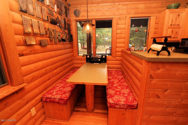 Single Family Residence, Log Home - Newaygo, MI (photo 3)