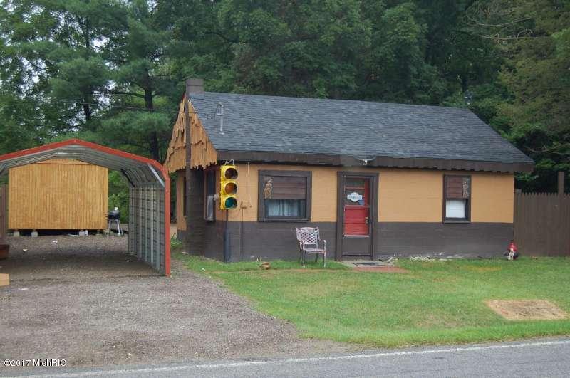Cabin/Cottage, Single Family Residence - Newaygo, MI (photo 2)
