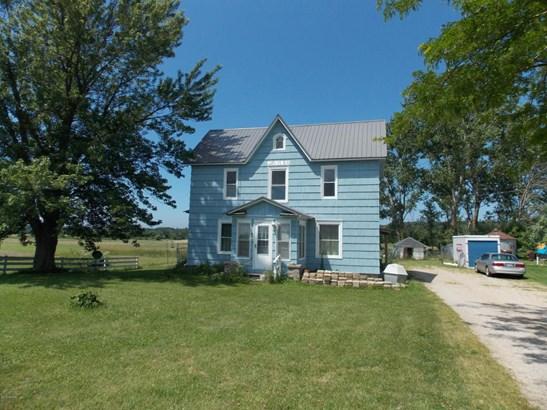 Farm House, Single Family Residence - Montague, MI (photo 1)