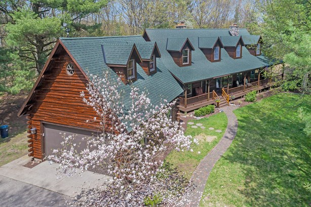 Single Family Residence, Log Home - Grand Haven, MI (photo 1)