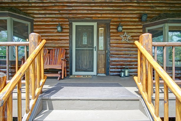 Single Family Residence, Log Home - Grand Haven, MI (photo 5)