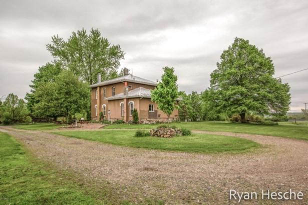 Farm House, Single Family Residence - Saranac, MI (photo 1)