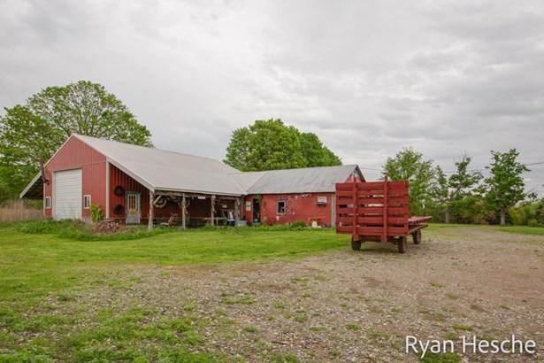 Farm House, Single Family Residence - Saranac, MI (photo 4)