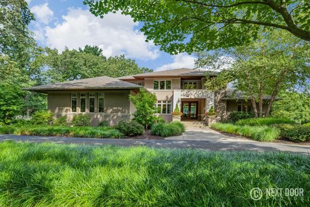 Single Family Residence, Contemporary - Grand Rapids, MI (photo 1)