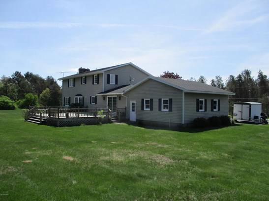 Single Family Residence, Traditional - Custer, MI (photo 2)