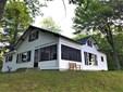 Cabin/Cottage, Single Family Residence - Free Soil, MI (photo 1)