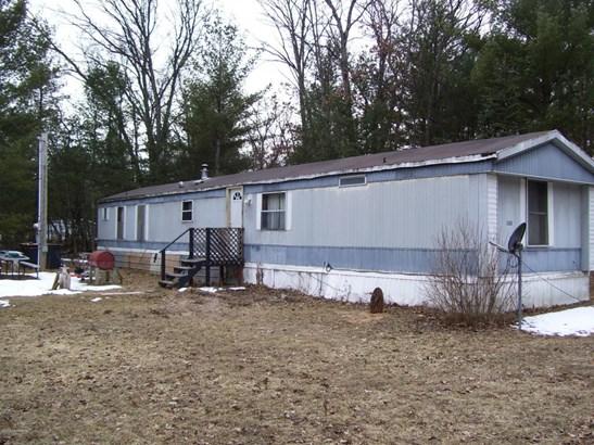 Single Family Residence, Mobile - Baldwin, MI (photo 1)