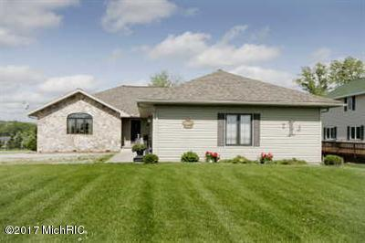 Single Family Residence, Ranch - Coral, MI (photo 1)