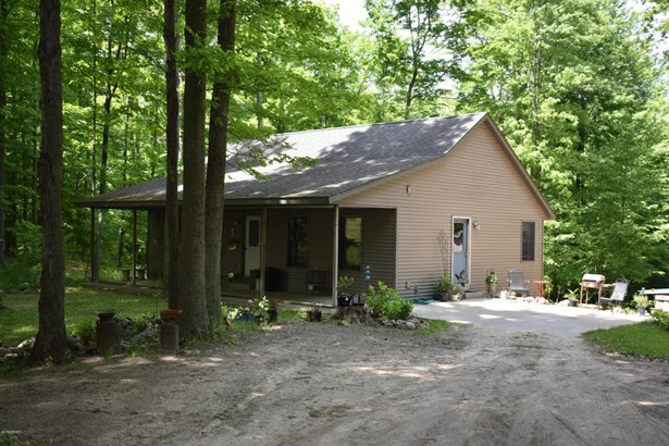 Cabin/Cottage, Single Family Residence - Fountain, MI (photo 1)