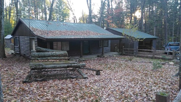 Cabin/Cottage, Single Family Residence - Harrison, MI (photo 1)