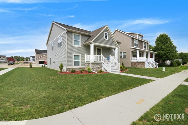 Single Family Residence, Bi-Level - Allendale, MI (photo 1)