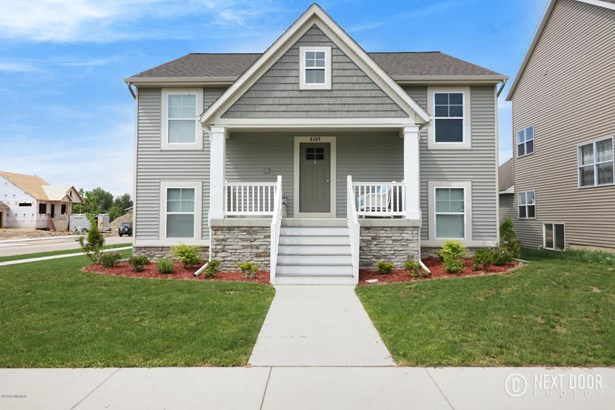 Single Family Residence, Bi-Level - Allendale, MI (photo 2)