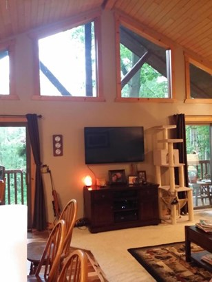 Single Family Residence, Log Home - Gowen, MI (photo 5)