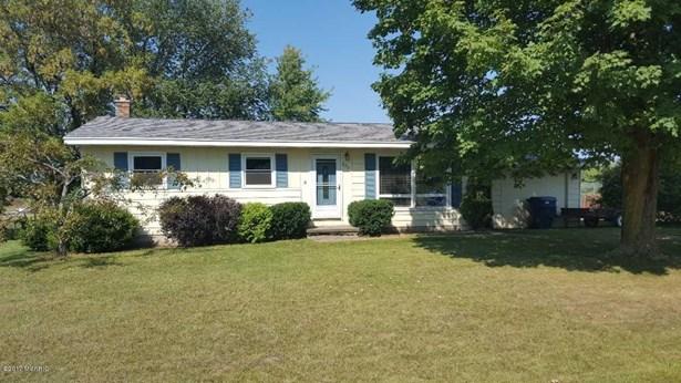Single Family Residence, Ranch - Hesperia, MI (photo 1)
