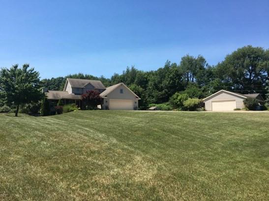 Single Family Residence, Contemporary - Shelbyville, MI (photo 1)