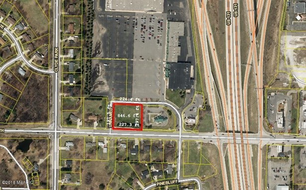 Commercial Land - Byron Center, MI (photo 1)