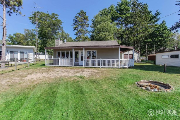 Cabin/Cottage, Single Family Residence - Mears, MI (photo 2)