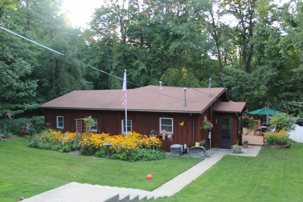 Cabin/Cottage, Single Family Residence - Saranac, MI (photo 1)