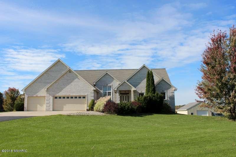 Single Family Residence, Ranch - Byron Center, MI