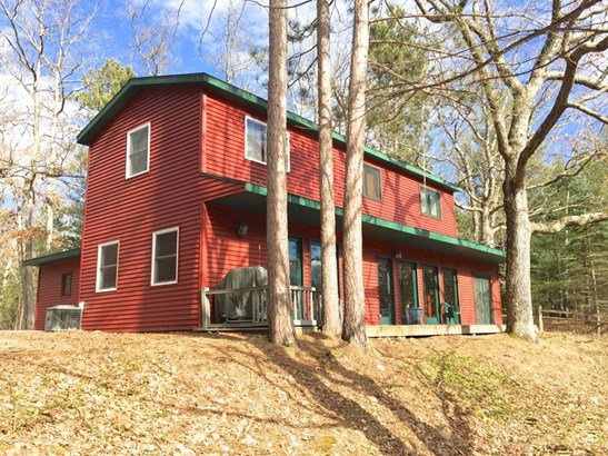 Single Family Residence, Traditional - Baldwin, MI (photo 1)