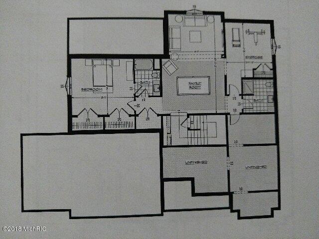 Single Family Residence, Contemporary - Wyoming, MI (photo 5)
