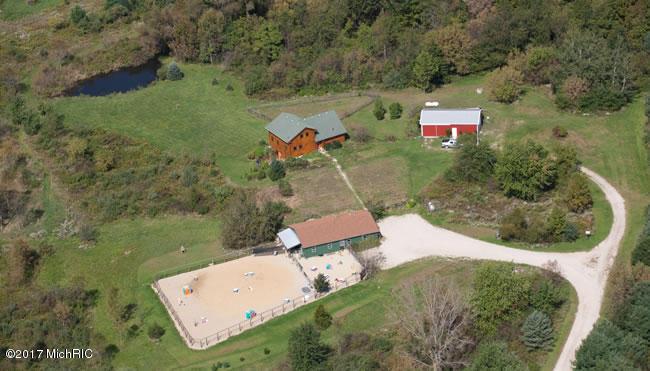 Single Family Residence, Log Home - Fennville, MI (photo 1)