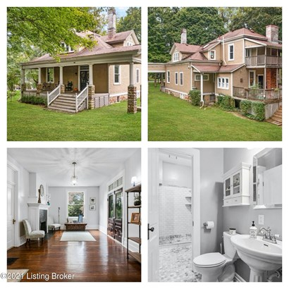 Single Family Residence, Traditional - Pewee Valley, KY