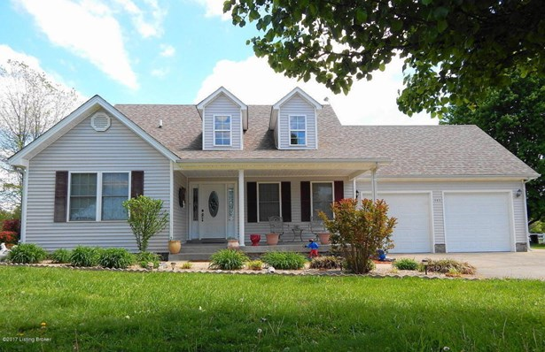 Single Family Residence, 1.5 Stories - Leitchfield, KY (photo 1)
