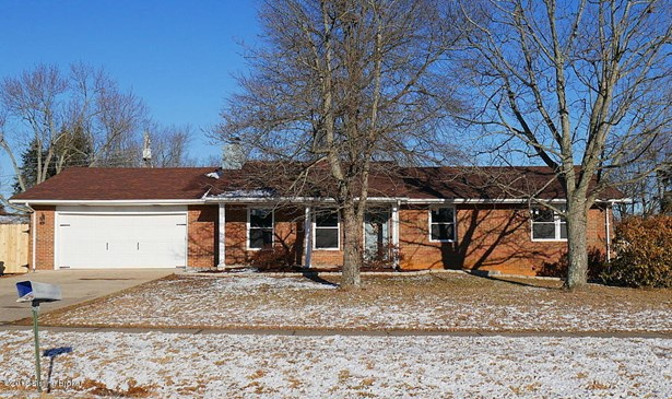 Single Family Residence, Ranch - Radcliff, KY (photo 1)