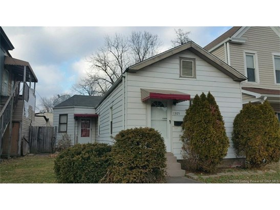 1 Story, Residential - New Albany, IN (photo 1)