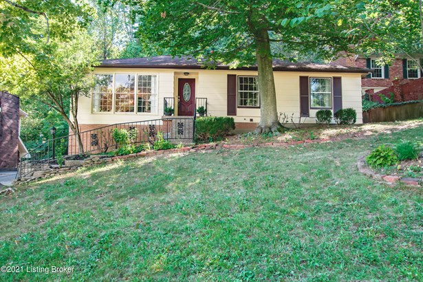 Raised Ranch, Single Family Residence - Louisville, KY