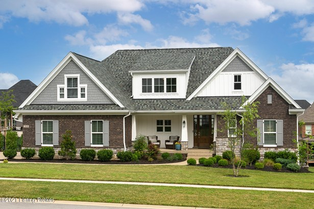 Single Family Residence, 1.5 Stories - Crestwood, KY