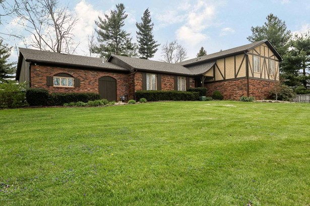 Single Family Residence, Quad Level - Shelbyville, KY (photo 1)