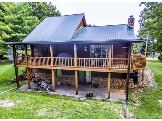 Residential, 1.5 Story,Log - Georgetown, IN (photo 3)