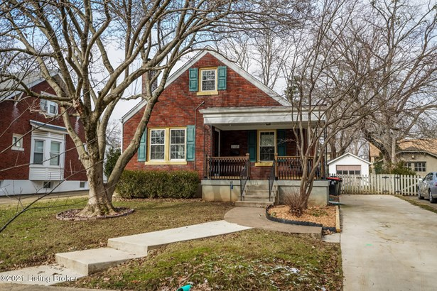 Single Family Residence, Bungalow - Louisville, KY