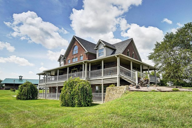 Single Family Residence, 1.5 Stories - Turners Station, KY