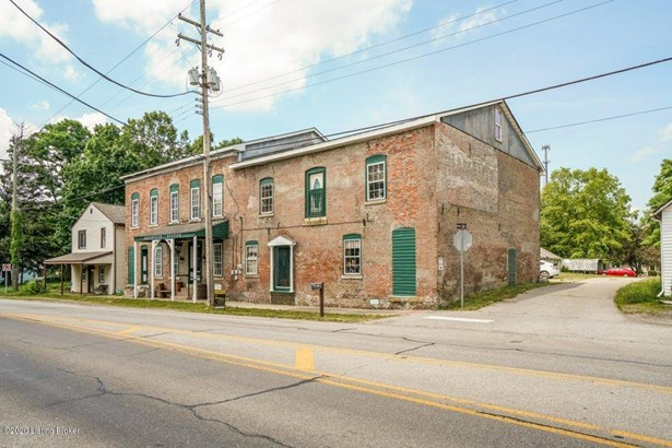 Single Family Residence, 2 Story - Greenville, IN