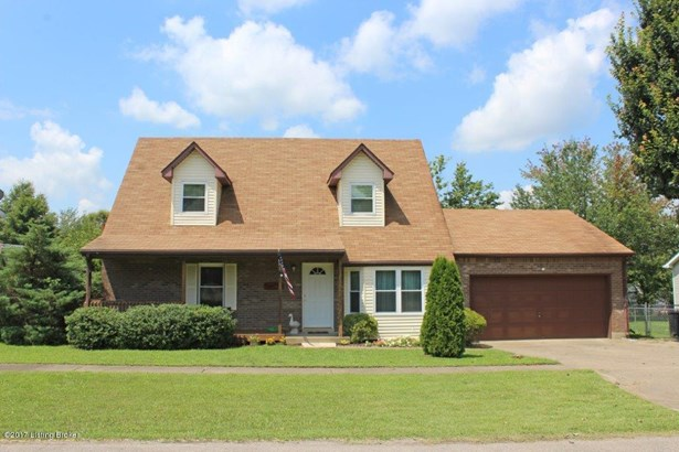 Cape Cod, Single Family Residence - Radcliff, KY (photo 1)