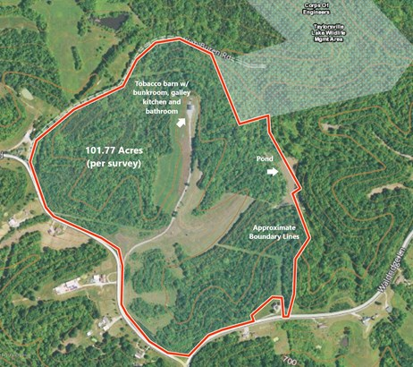 Residential Land - Bloomfield, KY