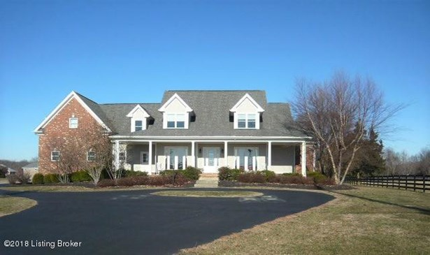 Single Family Residence, Open Plan - Goshen, KY (photo 1)