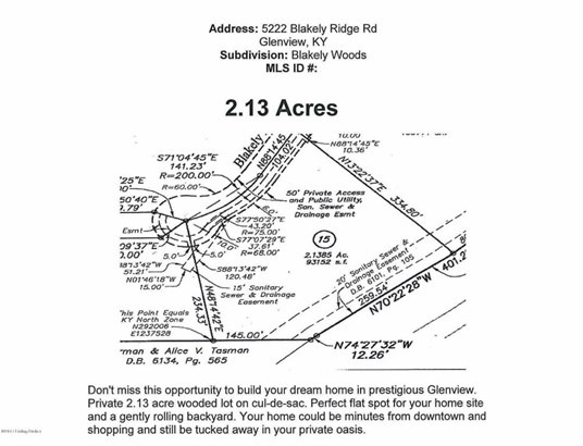 Residential Land - Glenview, KY (photo 3)