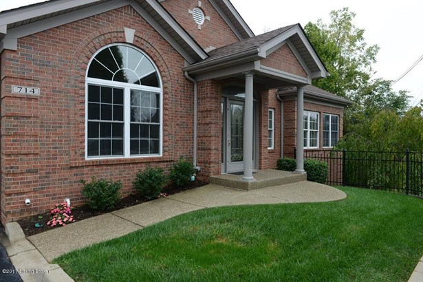 Single Family Residence, Patio - Louisville, KY (photo 1)