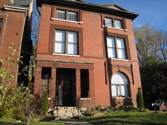 Single Family Residence, 2.5 Stories - Louisville, KY (photo 1)